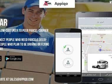Ezy Bar - Load Booking Application