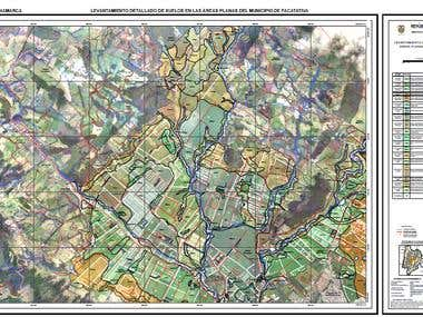 Output map
