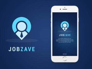 Jobsave App & Logo Design