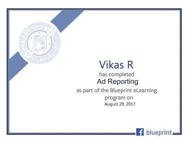 Facebook Ads Reporting Certification