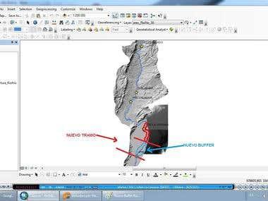 Create Informatión Geographic