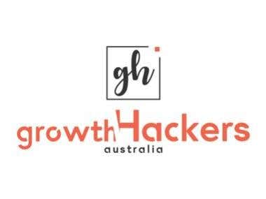 Growth Hackers logo design