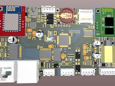 BMS 120S Board