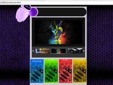 I-bee website