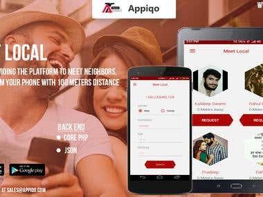 Meet Local - Dating App