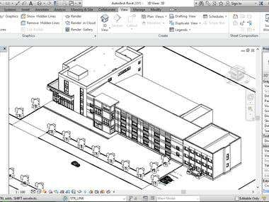 Autodesk Revit Design