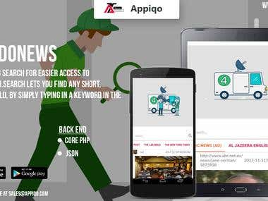 SpeedoNews - News Application