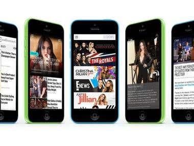 The E! Online App