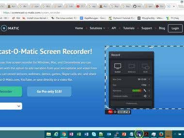 Web Automation Testing - Java Selenium Robot Framework Maven