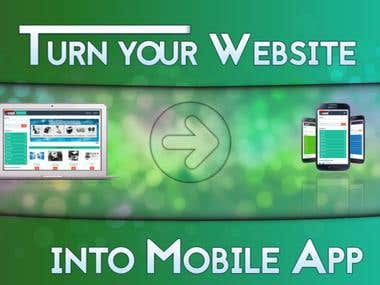 I Will Make Your Website Apps And Personal Info Apps