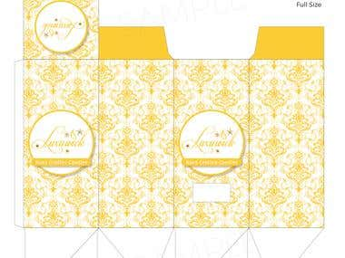 Candle Packing Design