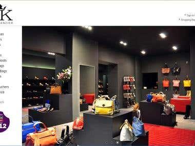 Kate Kanzier Fashion Showroom