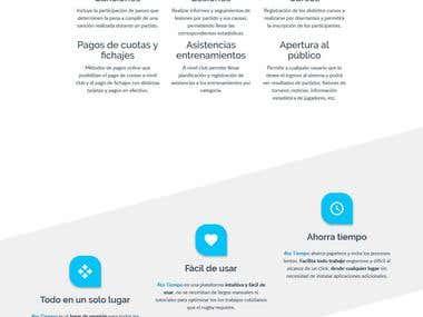 Cuarto Tiempo - Plataforma Integral Deportiva