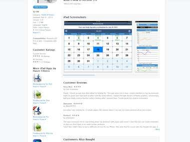 WorkoutJournal for iPad on the App Store on iTune
