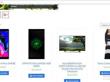 wordpress online store
