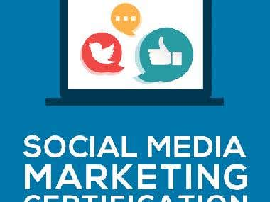 Social Media Marketing Course and Certification
