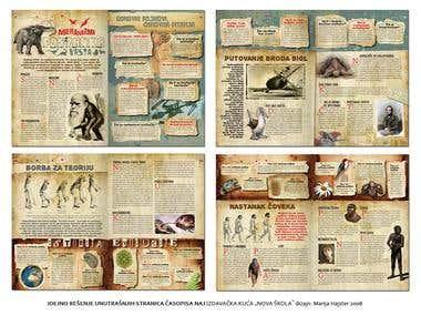 page design