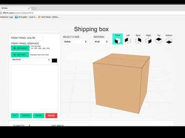 3D Box Configurator http://itfhrm.com/projects/3dboxhtml/
