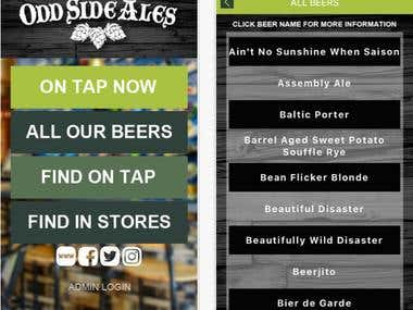 Odd Side Ales Brewery