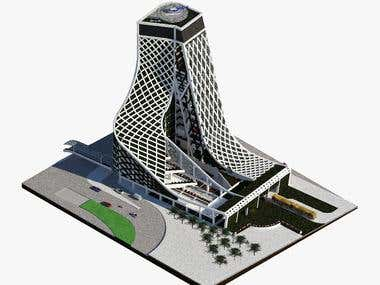 Torre Eco-ambiental INPARQUES