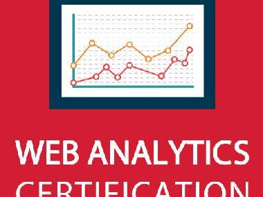 Web Analytics Course and Certification