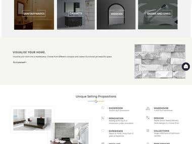 Our Client: Tile store