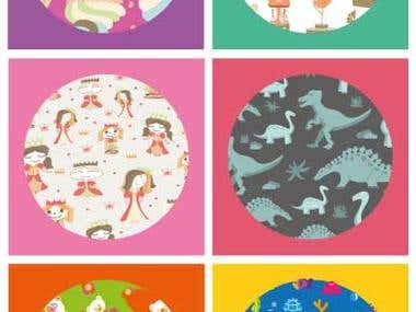 kids patterns