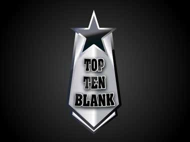 Top Ten Blank