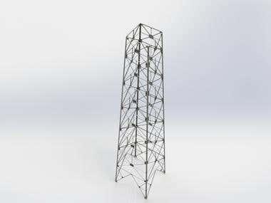 65ft Steel Tower
