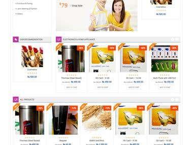 Multi-Vendor E-Commerce