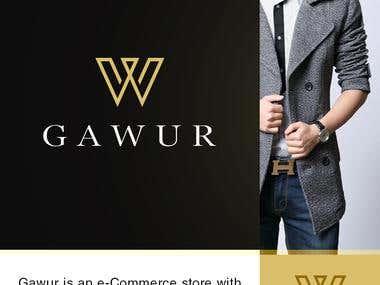 Logo design | GAWUR