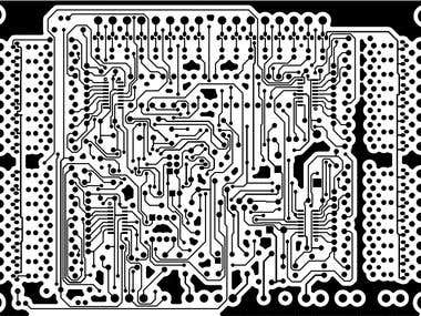 elevator card PCB