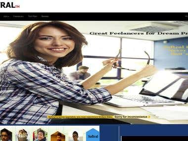 Softral Freelancing Site