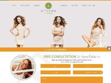 Athena Skin Body Medical