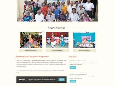 Design for a charitable Trust