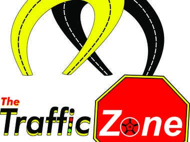 Logo for Traffic Zone