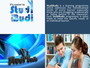 StudiBudiz - Brochure Design