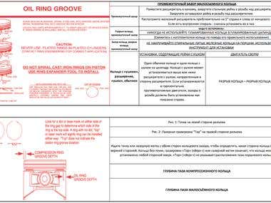 eng-rus automotive instructions translation