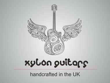Xylon Guitar Logo
