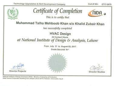 HVAC Design Engineer