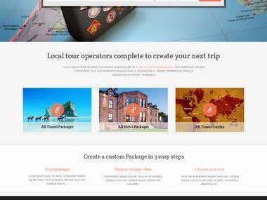 A Travel Site
