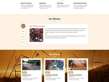 Homepage for Thavaram.org
