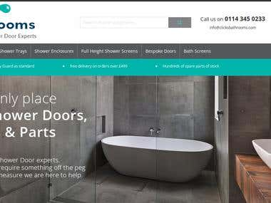 Magento 2 website [http://satrix.ddns.net/Clickbathroom/]