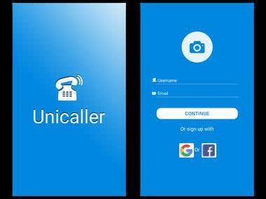 Uni Caller App