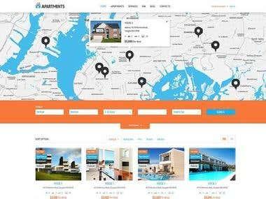 Apartment (Google Map)
