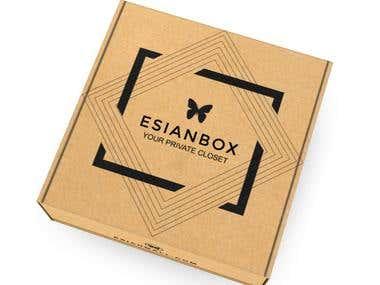 box design for esianbox