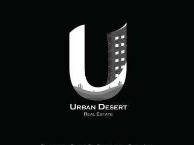 urban desert logo