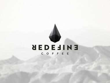 Redefine Coffee - Packaging - Branding
