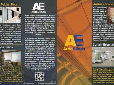 auto blinds brochure