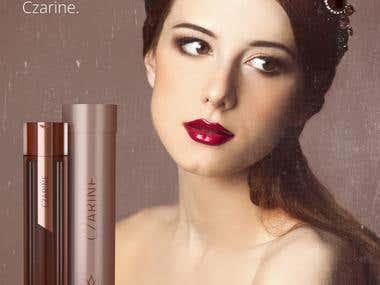 IMPERIUM perfume package